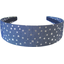 Wide headband etoile argent jean - PPMC