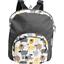 Petit sac à dos  mouton jaune - PPMC