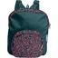 Petit sac à dos  camelias rubis - PPMC