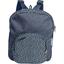 Children rucksack etoile argent jean - PPMC