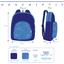 Children rucksack feuillage marine