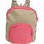 Petit sac à dos  feuillage or rose - PPMC