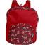 Children rucksack vermilion foliage - PPMC