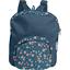 Children rucksack fleuri nude ardoise - PPMC
