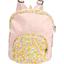 Petit sac à dos  mimosa jaune rose - PPMC