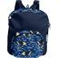 Children rucksack orque bleue - PPMC