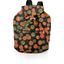 Petit sac à dos plastifié bulles dorées - PPMC