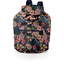 Petit sac à dos plastifié dahlia rose marine