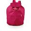 Petit sac à dos plastifié etoile or fuchsia - PPMC