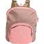 Petit sac à dos  triangle or poudré - PPMC