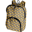 Foldable rucksack  pineapple - PPMC