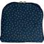 Foldable rucksack  bulle bronze marine