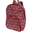Foldable rucksack  vermilion foliage - PPMC