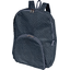 Foldable rucksack  silver straw jeans - PPMC