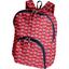 Foldable rucksack  paprika petal - PPMC