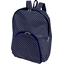 Foldable rucksack  navy blue spots - PPMC