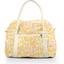 Bowling bag  mimosa jaune rose - PPMC