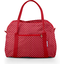 Sac bowling pois rouge