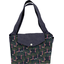 Tote bag with a zip autumn tale