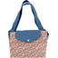 Grand sac cabas oeillets jean