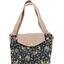 Grand sac cabas  oiseaux-lyre