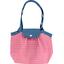 Petit sac cabas plissé  fleurette blush - PPMC