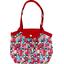 Petit sac cabas plissé kokeshis - PPMC