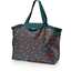 Tote bag with a zip pineapple party - PPMC