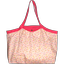 Tote bag with a zip rainbow - PPMC