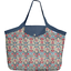 Tote bag with a zip azulejos - PPMC