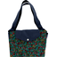 Tote bag with a zip deer