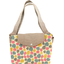 Tote bag with a zip summer sweetness