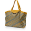 Tote bag with a zip aniseed star - PPMC