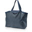 Tote bag with a zip etoile argent jean - PPMC