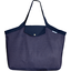 Grand sac cabas etoile marine or - PPMC