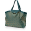 Tote bag with a zip eventail or vert - PPMC