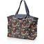 Tote bag with a zip fireworks - PPMC