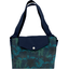 Tote bag with a zip wild winter