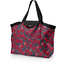 Tote bag with a zip oiseau de noël - PPMC