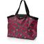 Grand sac cabas en tissu oiseau de noël - PPMC
