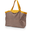 Tote bag with a zip palmette - PPMC