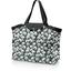 Grand sac cabas en tissu paradis bleu - PPMC