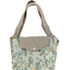 Tote bag with a zip paradizoo mint