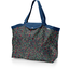 Tote bag with a zip  tulipes