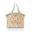 Pleated tote bag - Medium size summer sweetness - PPMC