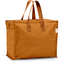 Storage bag caramel golden straw - PPMC