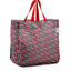 Sac cabas shopping coquelicot