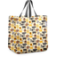 Sac cabas shopping mouton jaune - PPMC