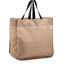 Sac cabas shopping rayure bronze cuivrée - PPMC