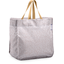 Sac cabas shopping triangle cuivré gris - PPMC